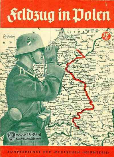 Galeria Plakaty Niemieckie Kampania Wrześniowa 1939pl